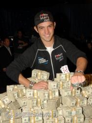 2009 Champion Joe Cada