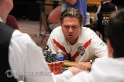 William Thorson looking to improve on his 13th-place finish in the 2006 WSOP Main Event