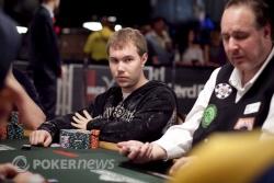 Alexander Kostritsyn Eliminated