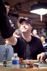 Bill Melvin out of Main Event