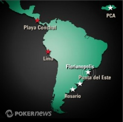 PokerStars.net LAPT Florianopolis