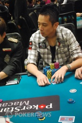 Raymond Wu's stack during happier times.