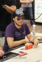Konstantin Bilyauer - runner up