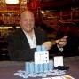 Jeff Lisandro winner of the £5,250 Pot-Limit Omaha