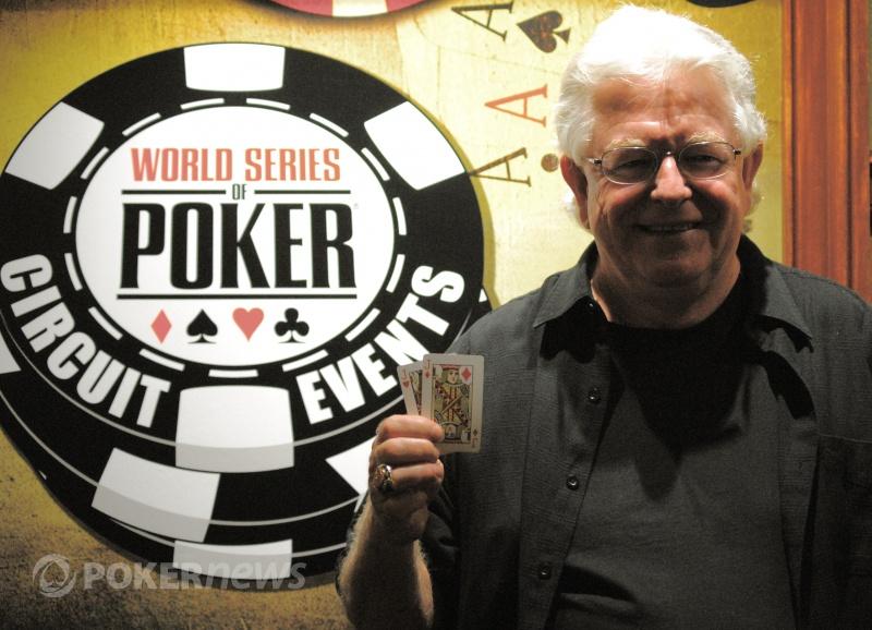 "Champion Charles ""Woody"" Moore"