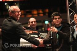 Marcel Bjerkmann wint het MCOP Main Event!