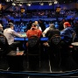 Final table of seven
