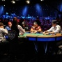 Seven handed final table
