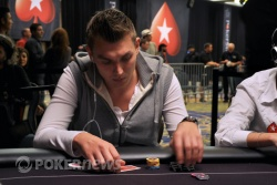 Marko Neumann wins his table