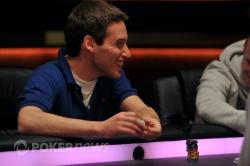 Scott Baumstein is happy to double