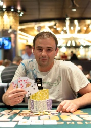Congratulations Mike Shklover, Event 12 Champion!