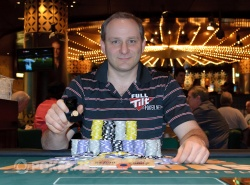 Congratulations to Andy Bloch, Event 15 Champion!