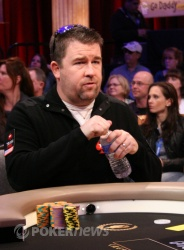 Chris Moneymaker - runner-up
