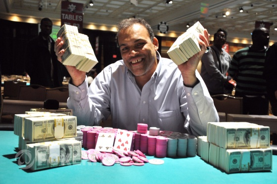Winner: Brian Ali