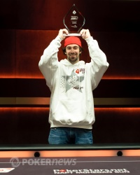 Jason Mercier - Champion!