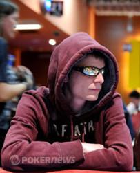 Miha Starič; Fotografisao: Manuel Kovsca, PokerStars