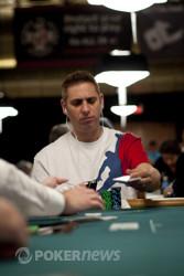Mike Wattel (in earlier WSOP action)