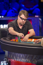 Chris Moneymaker (WSOP Rematches) Goes Bust Early in Day 1 Action