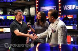 Moneymaker edges Farha in their best of 3 battle