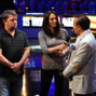 Chris Moneymaker, Kara Scott, Sam Farha