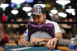 Daniel Negreanu (from Event #5): smooth operator!