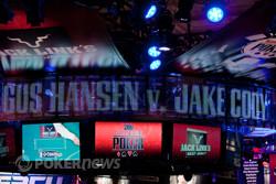 Jake Cody Defeats Gus Hansen to Advance to Final Round