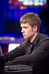 Yevgeniy Timoshenko, Runner-Up in the WSOP $25k Heads-Up Championship