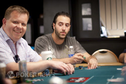 Eric Mizrachi Making Most of His All-In Encounters