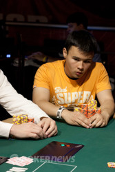 Sean Nguyen eliminated in 6th place ($34,864)