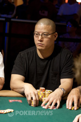 John Myung eliminated in 3rd place ($89,840)