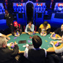 View of final table