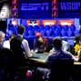 Final table  on the ESPN stage