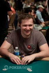 Eugene Katchalov, all smiles.
