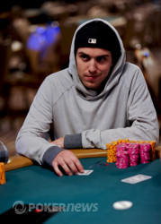 Chip Leader - Guillaume Rivet