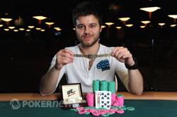 Tyler Bonkowski - Champion!