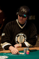 Do Not Anger Phil Hellmuth (Event # 16)...You Won't Like Him When He's Angry