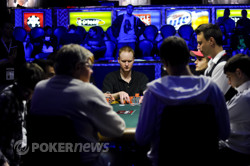 Jon Turner at the final table