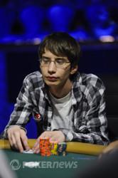 Daniel Haglund - 8th Place