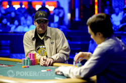 Phil Hellmuth- 2nd Place Finisher