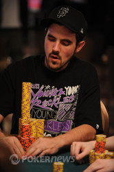 Tim West Eliminated in 15th Place