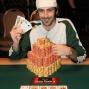 Jason Mercier winning 1,500 Pot Limit Omaha