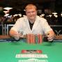 Keven Stammen wins a WSOP bracelet