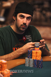Jason Mercier - 14th Place