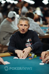 Nikolay Evdakov Ends Day 1 Second In Chips