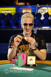 Bertrand Grospelier (Event #21 $10,000 Seven Card Stud Champion - $331,639)