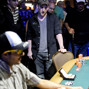 Jason Somerville waits to see if he has Yashar Darian covered.