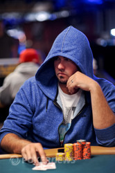 Ryan Welch eliminated in 14th place