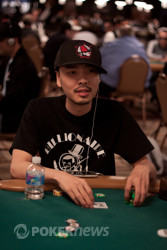 Chino Rheem- Enters Today Third In Chips