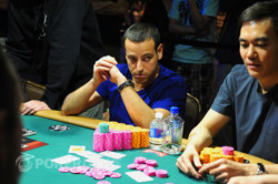 Eric Buchman - Eliminated in 2nd Place