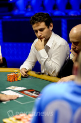 Jeff Sarwer (Event # 22) Seeks His Second Final Table of the Series Here On Day 1